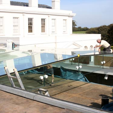 De Havilland Hall Guernsey Malishev Engineers