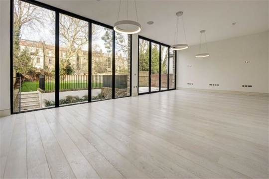 South Hampstead house refurbishment complete