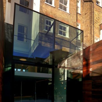 Clapham Common South Side house is complete