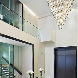Boltons Place Glass Lifts