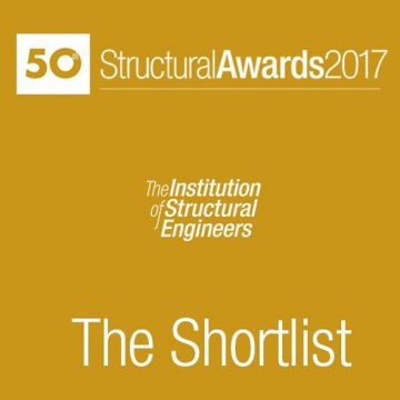 Victorian Remix is in Structural Awards 2017 shortlist!