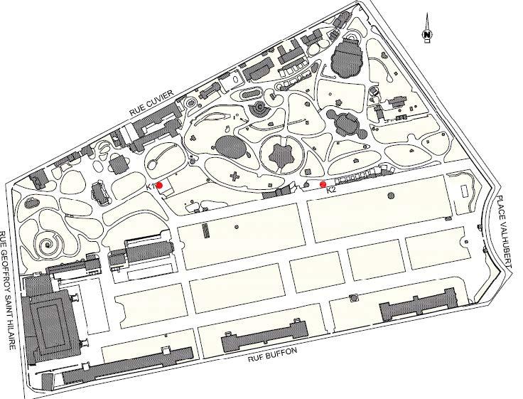 Jardin des plantes paris france malishev engineers for Plante 1 euro paris