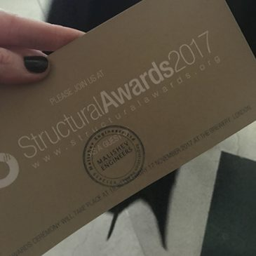 Structural Awards 2017 ceremony