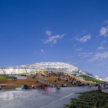 Zaryadye Park-Winner Building of the Year 2018
