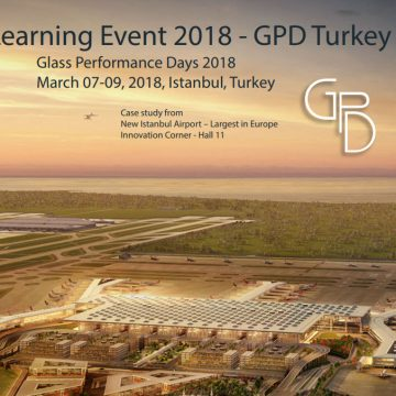Glass conference in Istanbul, Turkey