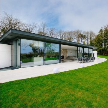 High End Residential project is complete  in Lyme Regis, West Dorset